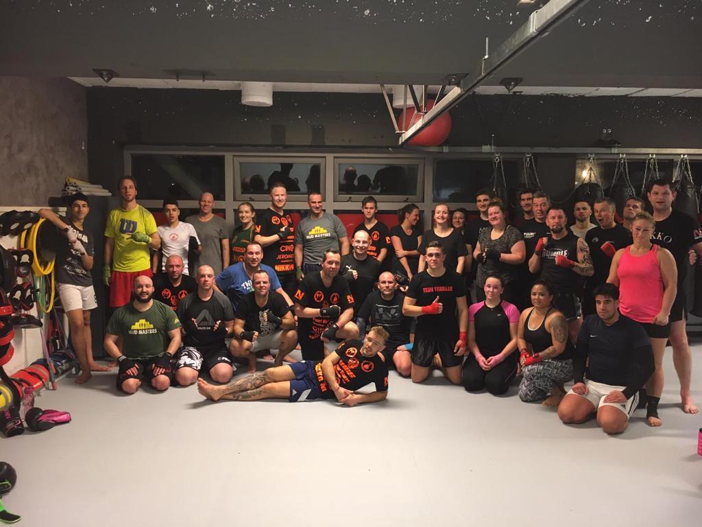 Kickboksen 14+